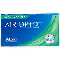 Air Optix Aqua for Astigmatism (3 шт.)