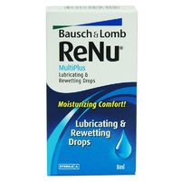 Renu MultiPlus Rewetting Drops 8ml
